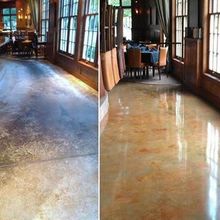 VIP Floor Cleaning/Waxing & Concrete Sealing