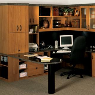 Home Office Designs from Closet Factory