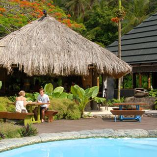 Coral Coast Beach House Resort - 5 Night Stay Certificate for Two Adults in Fiji