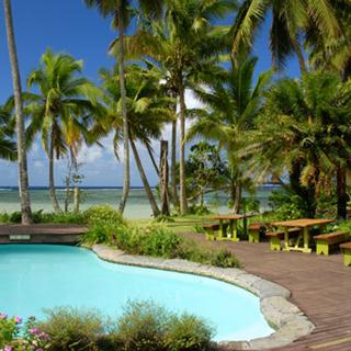 Coral Coast Beach House Resort - 7 Night Stay Certificate for Two Adults in Fiji