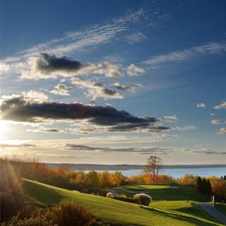 Stay & Play Golf Packages at A-Ga-Ming in Kewadin, Michigan