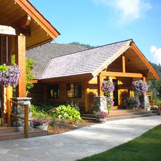 Mountain Springs Lodge in Leavenworth, WA