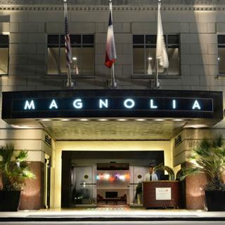 Magnolia Hotel in Houston, Texas