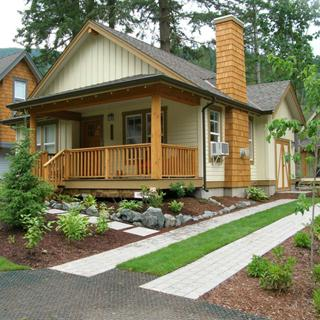 Vacation Rental at Cultus Lake, near Vancouver, BC