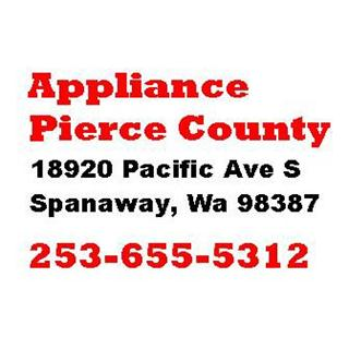 Appliance Pierce County