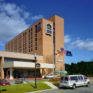 Best Western Hotel & Conference Center in Baltimore, Maryland