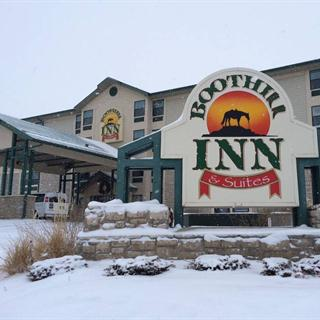 Boothill Inn & Suites in Billings, Montana