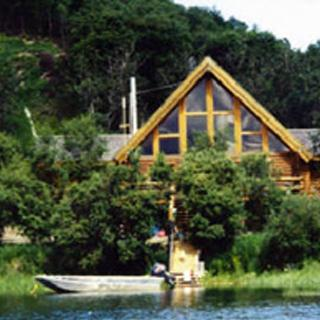 Katmai Trophy Lodge in Bristol Bay, Alaska