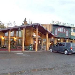 Hooligans Lodge in Soldotna, Alaska