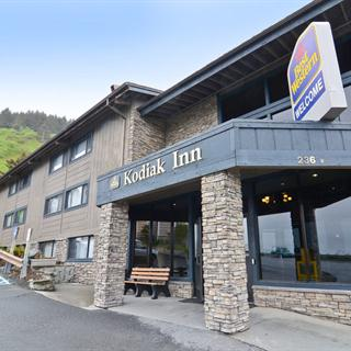 Best Western in Kodiak, Alaska