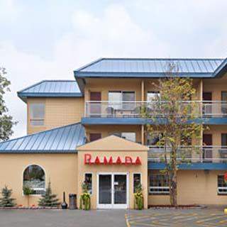 Ramada Inn in Anchorage, Alaska