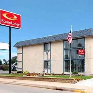 Econo Lodge in LaCrosse, Wisconsin