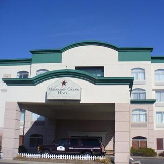 Magnuson Grand Hotel in Madison, Wisconsin