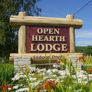 Open Hearth Lodge in Sister Bay, WI