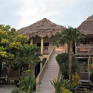 Exotic Caye Resort in Belize