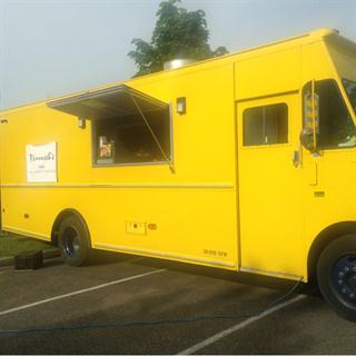 Finnwick's Kitchen Food Truck in Tacoma