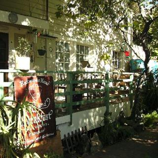 The Redwoods Haus Inn in Stinson Beach, California