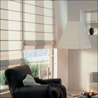 Roman Shades - Window Coverings for the Beautiful Home