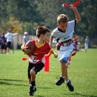 Youth Flag Football at SportsHouse