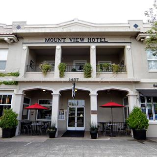 Mount View Hotel & Spa in Calistoga, California