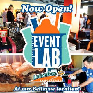 The Event Lab at Lunchbox Laboratory in Bellevue