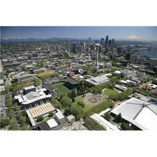 Aerial of Seattle Skyline. One of over 41,000 aerials available online at http://www.aerolistphoto.com