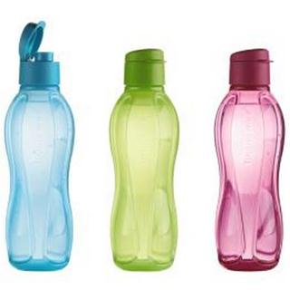 Eco Water Bottles (Set of 3)