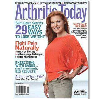 Arthritis Today Magazine Two Year Subscription