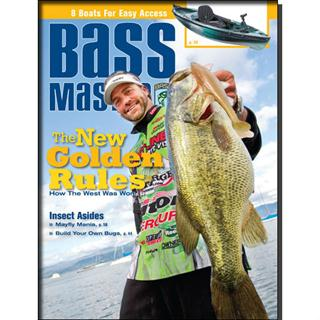 Bassmaster Magazine Two Year Subscription
