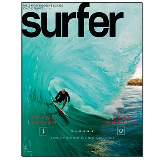 Surfer Magazine Four Year Subscription