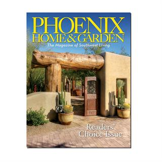 Phoenix Home & Garden Magazine Two Year Subscription