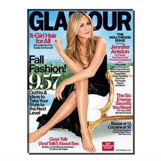 Glamour Magazine Three Year Subscription
