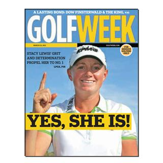 Golfweek Magazine One Year Subscription