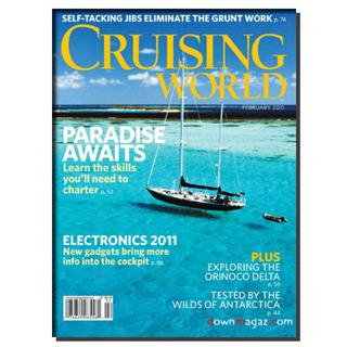 Cruising World Magazine Three Year  Subscription