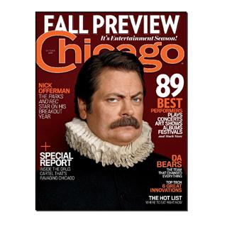 Chicago Magazine Two Year Subscription
