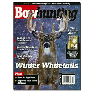 Bowhunting World Magazine Two Year Subscription