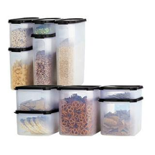 Black Modular Mates Super Set by Tupperware