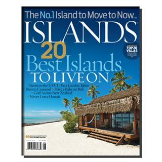 Islands Magazine Three year Subscription