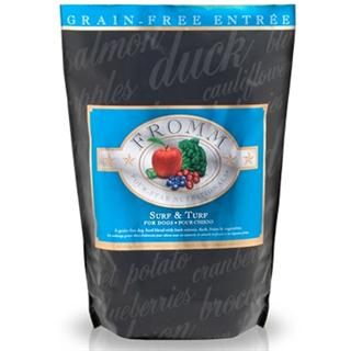 Fromm Grain-Free Surf & Turf 12lbs of Dog Food