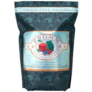 Fromm Grain-Free Salmon Tunachovy 5lbs of Cat Food
