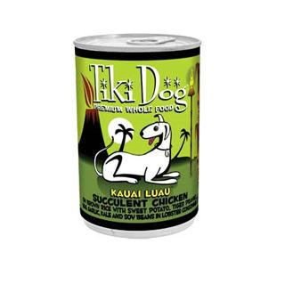 Petropics Tiki Dog Food in Succulent Chicken Flavor 12/14oz