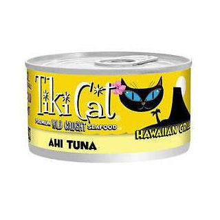 Petropics Tiki Cat Food - Hawaiian Grill 8/6oz