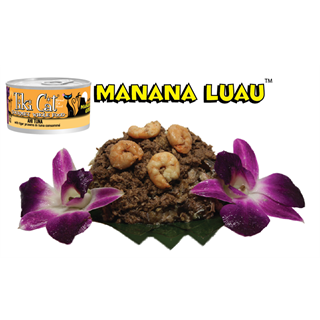 Petropics Tiki Cat Food - Manana Luau 8/6oz