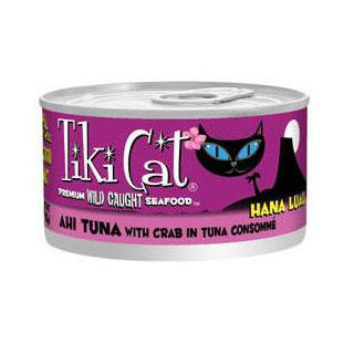 Petropics Tiki Cat Food - Hana Luau 8/6oz