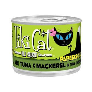 Petropics Tiki Cat Food - Papeekeo Luau 8/6oz