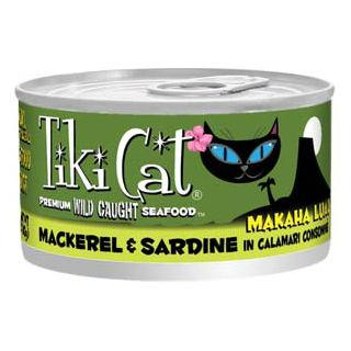 Petropics Tiki Cat Food - Makaha Luau 8/6oz