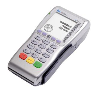Wireless Credit Card Terminal