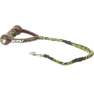 "EZYDOG - 40"" Cujo Dog Leash in Green Camo"