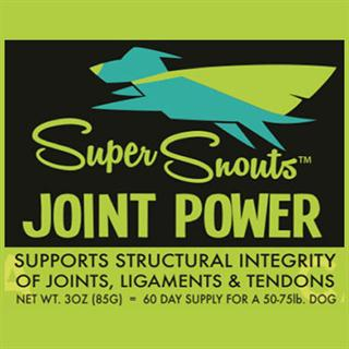 Super Snouts - 3oz Jar of Joint Power