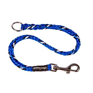 "EZYDOG - 24"" Standard Leash Extension in Blue"